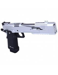 Hi Capa Type A Metal 7'' Chrome Gaz Blowback