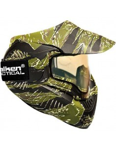 Valken Mask Pro Stripe Thermal TIGER CAMO