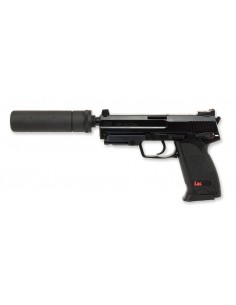Heckler & Koch USP Tactical Metal Slide AEP