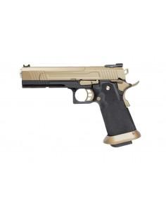 Pistolet Armorer Works - Hicapa 5.1 Split slide- Tan- CO2
