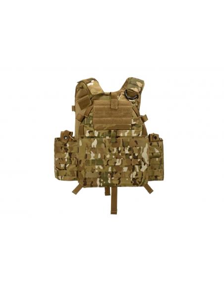 Invader Gear Plate Carrier & Pouch Set Multicam