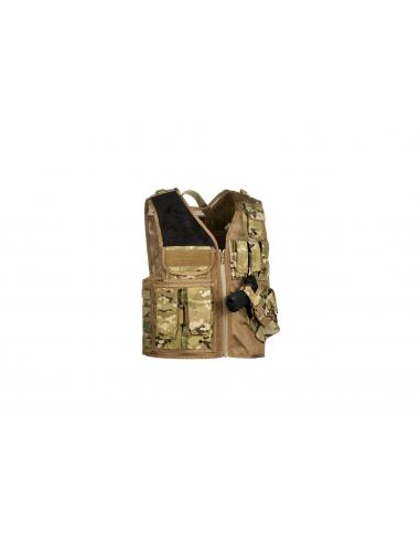 Crossdraw Vest Multicam