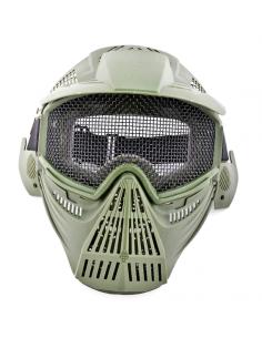Airsoft mask OD ou noir