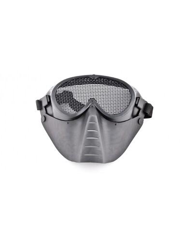Airsoft mask OD, noir ou TAN