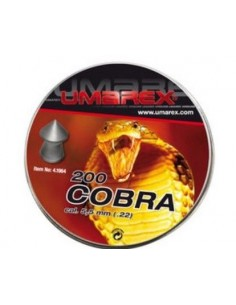Plombs Umarex Cobra 5.5 mm