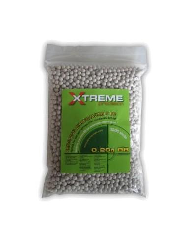 X-Treme Precision BIO 0.25g x 2500 billes BIO