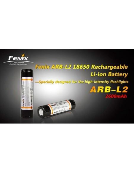Fenix ARB L2 2600mAH