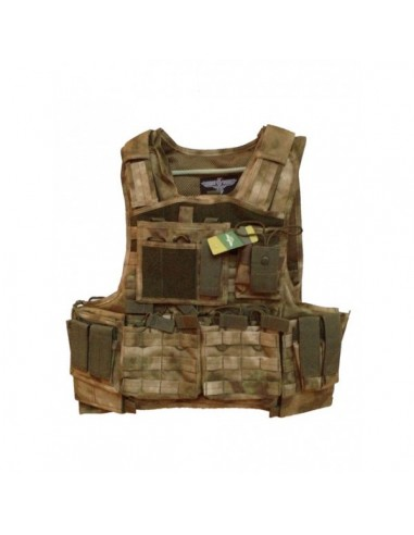 Invader Gear Plate Carrier & Pouch Set ATACS