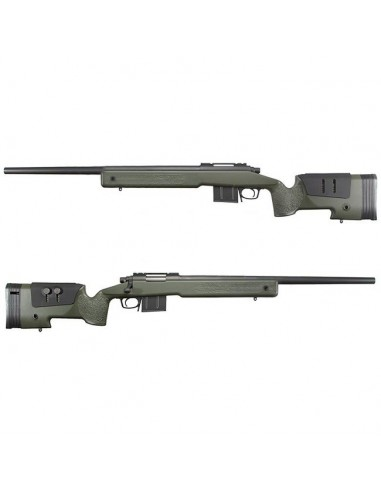 MCM700X Spring Sniper Rifle - Olive