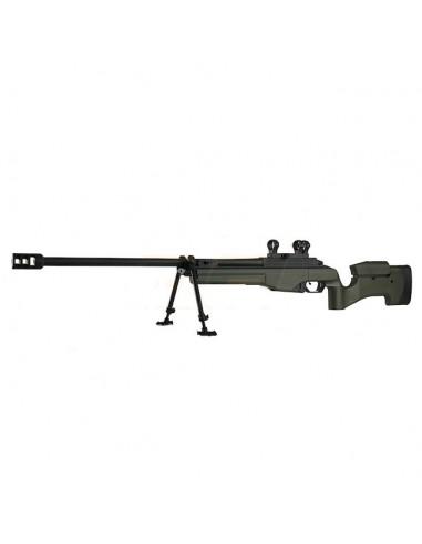TRG-42 Mid-Range Gas Sniper Rifle - Olive