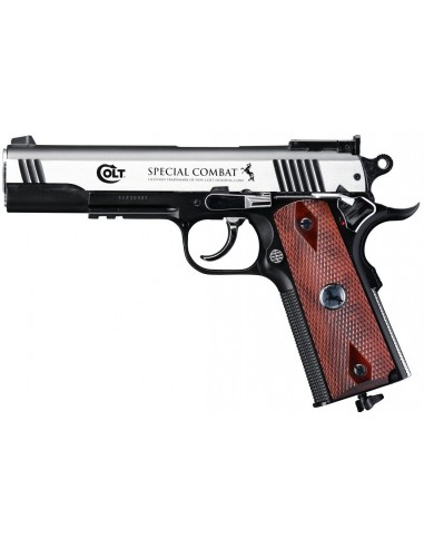 Colt special combat full metal blow back CO2