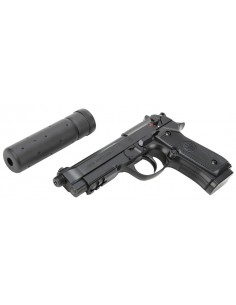 Beretta 92 A1 Tactical AEP - Black