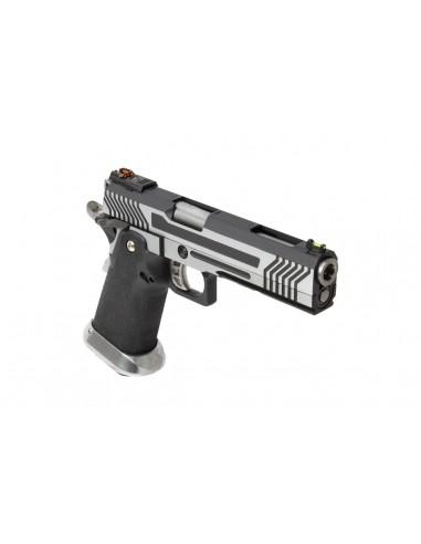 Pistolet Armorer Works - Hicapa 5.1 Full slide-Silver- GBB