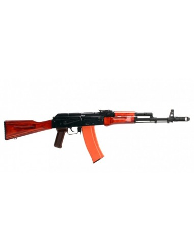 GHK AK74 Gas Blow Back Rifle