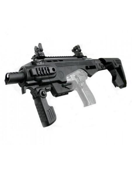 CAA Airsoft RONI M9 / M9A1 Pistol Carbine Conversion Kit (sans réplique)