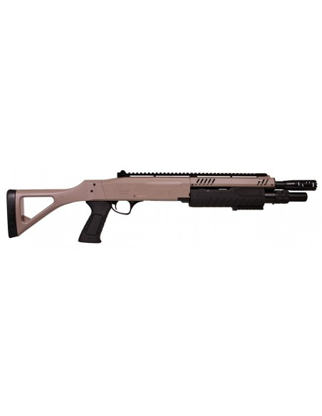 "Fabarm STF12 Compact 11"" Spring Tan"