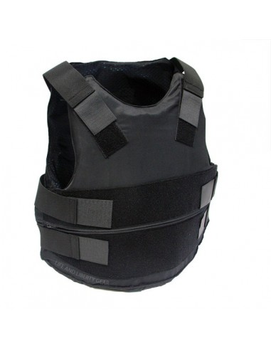 Marom Dolphin Concealed Body Armor NIJ Level IIIA - Black